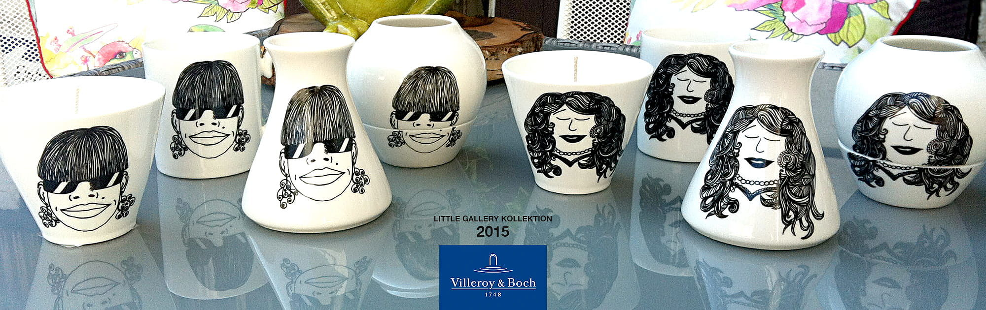Graphic Design for Villeroy & Boch