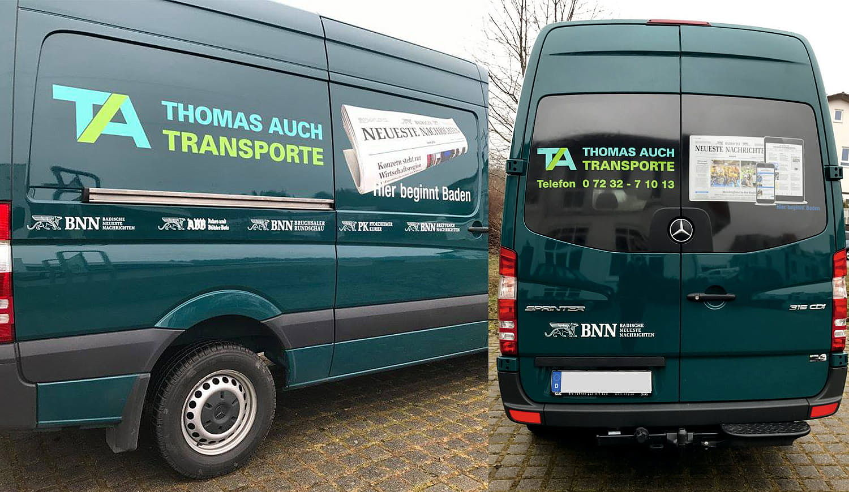 Thomas Auch Transporte