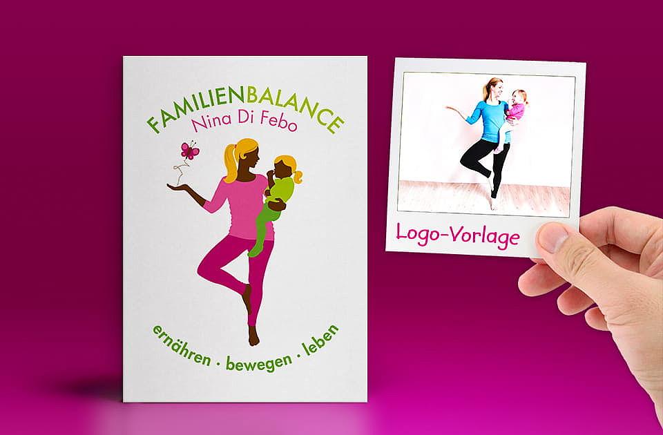 Familienbalance Nina di Febo