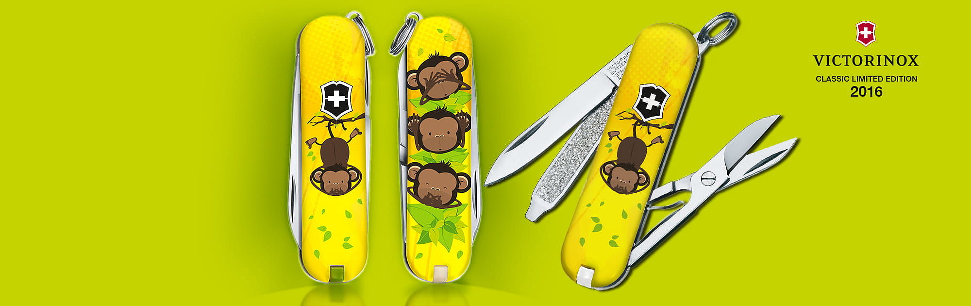 Graphic Design for Victorinox Swiss Army Knife