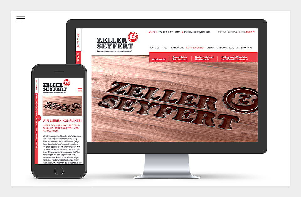 ZELLER & SEYFERT Partnerschaft von Rechtsanwälten mbB